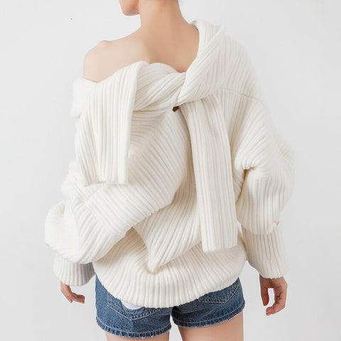 Jaclin Ribbed Sweater