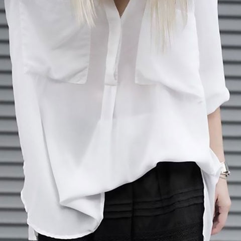 Phiona White Shirt