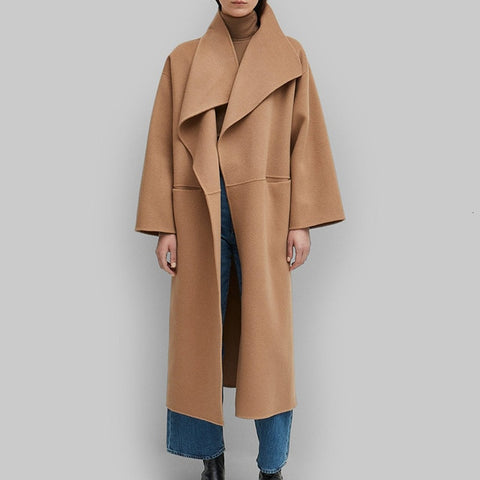 Megan Long Coat
