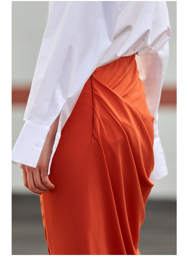 Orla Asymmetric Skirt