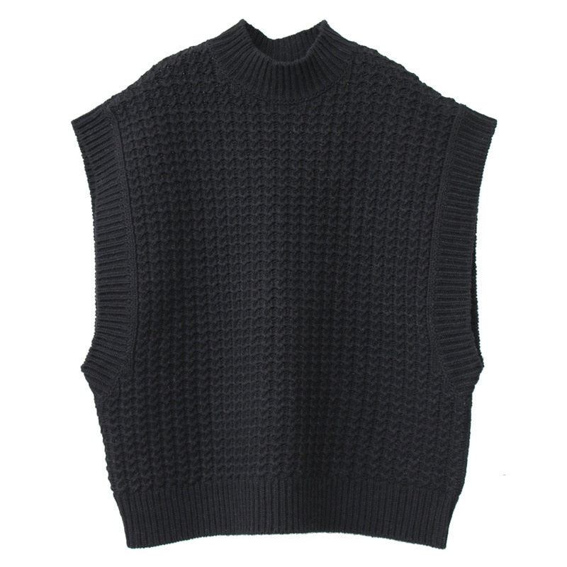 Lola Oversized Sweater Vest