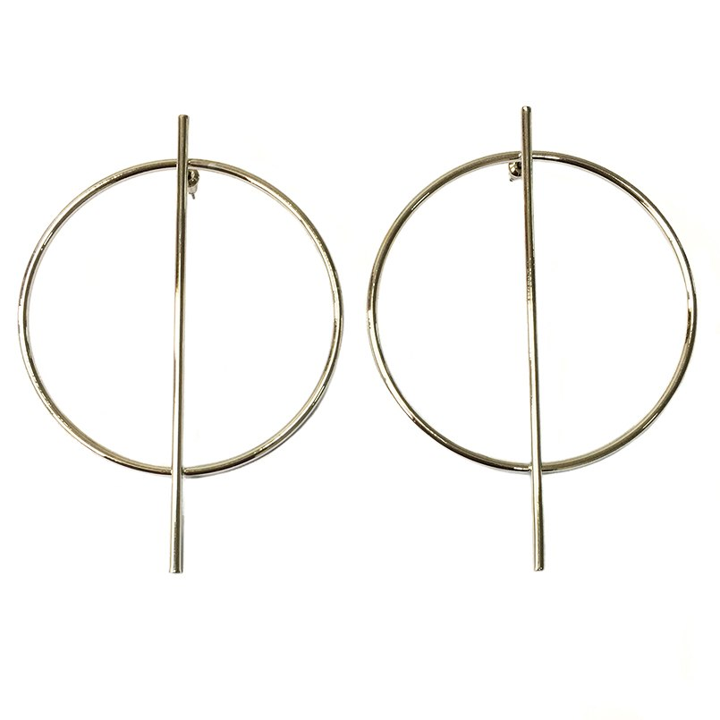 Frank Geo Earrings