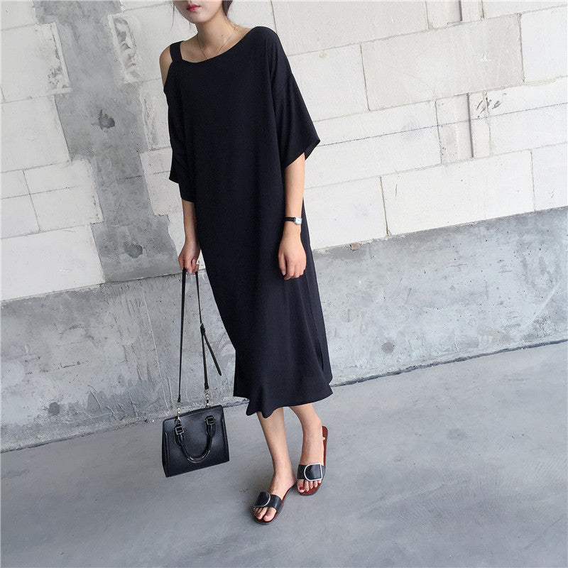 Svana Off-shoulder Dress