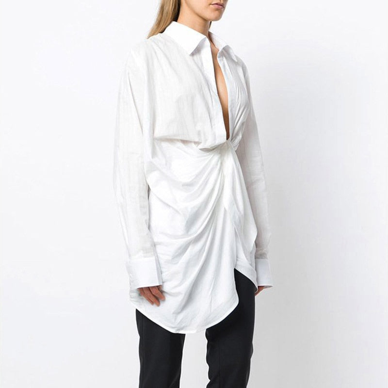 Marisol Mini Shirt Dress