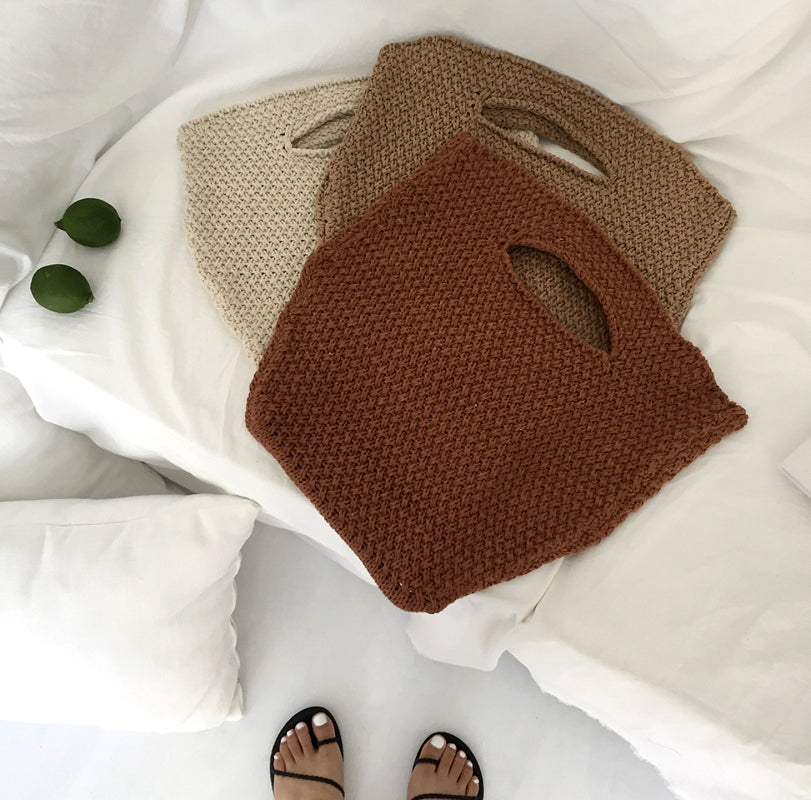 Gigi Knitted Bag