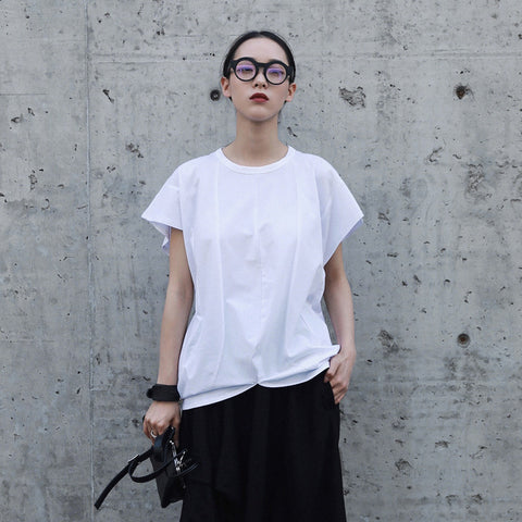 Nima Short-Sleeve Top