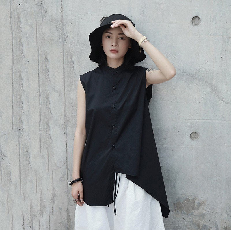 Kiyoko Sleeveless Top