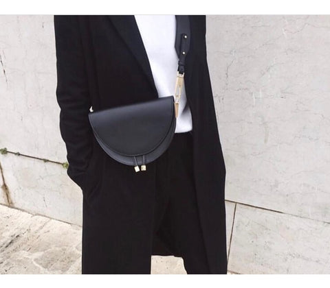 Pio Half Moon Bag