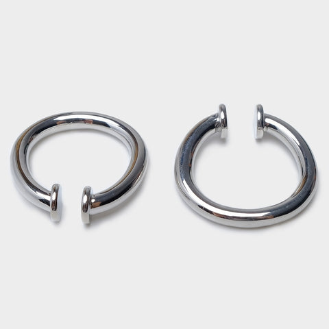 Niko Hoop Earrings