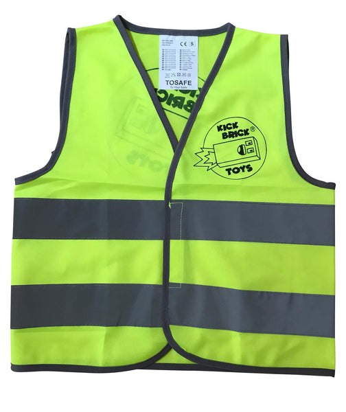 High vis jacket for children