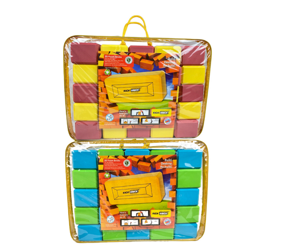 Colour Mix Double Pack - 50 Bricks