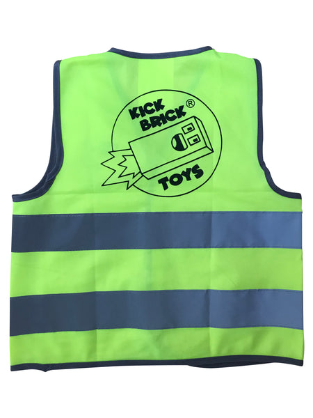 Kids high vis jacket