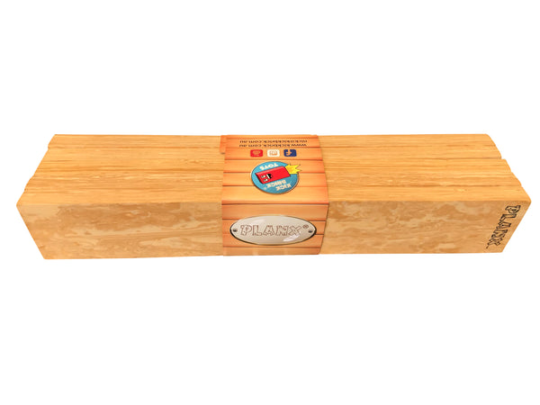 Soft pretend wooden planks for kids