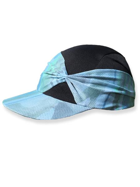 Feminine and cute ball cap designed for active women