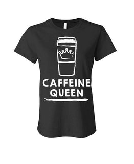 Caffeine Queen Coffee - Coffee Before Wine