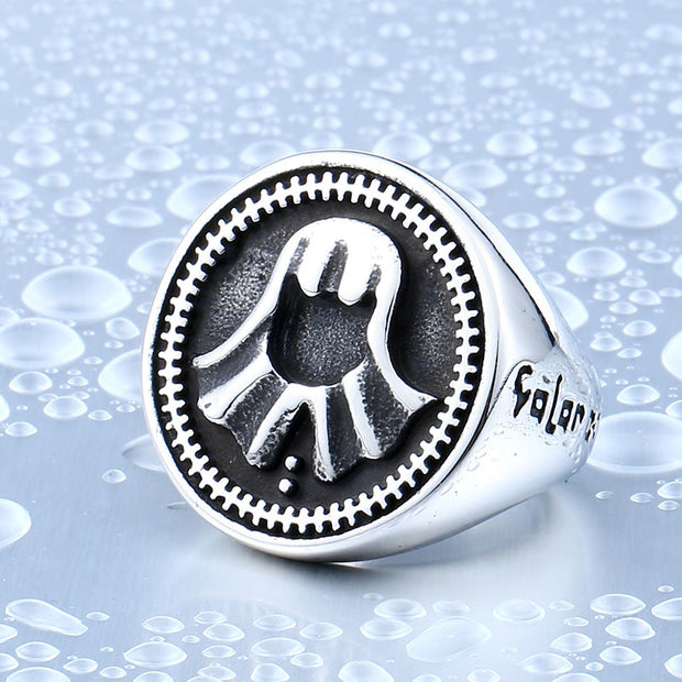 Faceless Man Ring