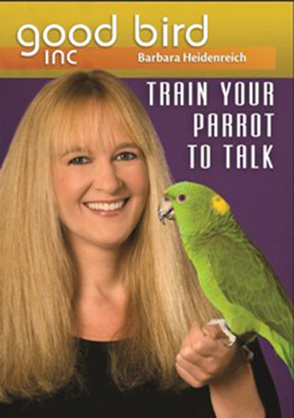 Train Your Parrot to tak