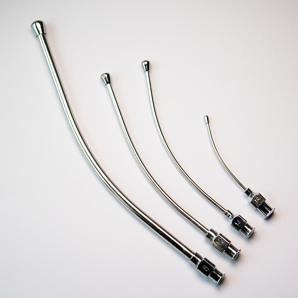 Crop Needle Set - Curved