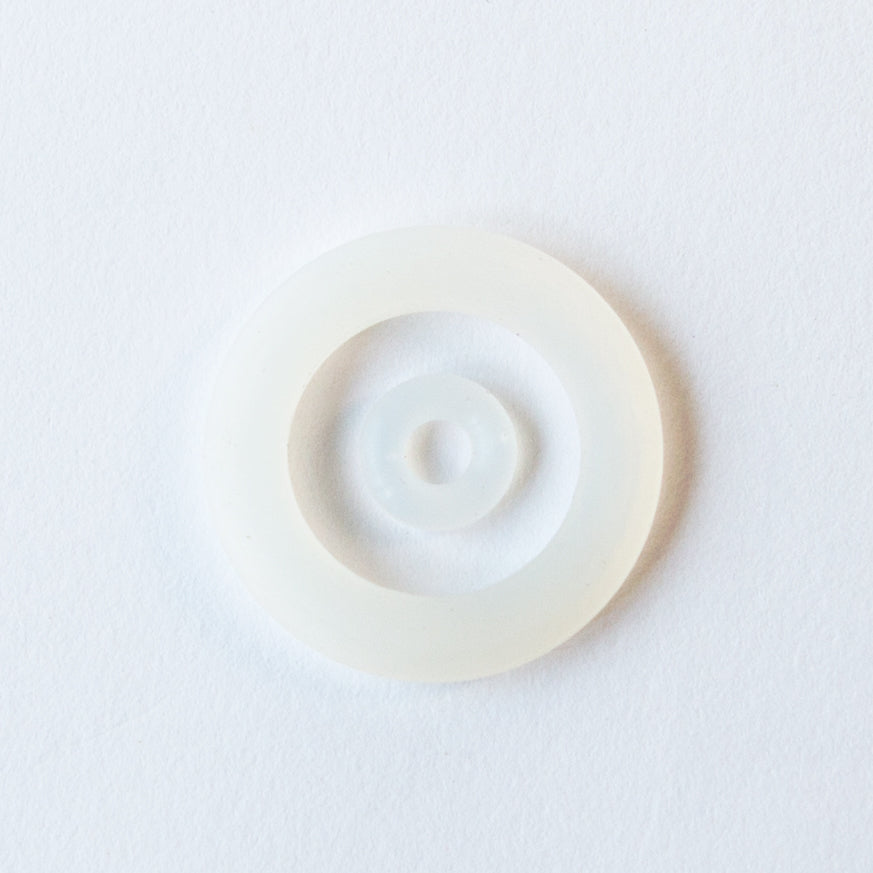Plexi Syringe Replacement Washer - 30ml