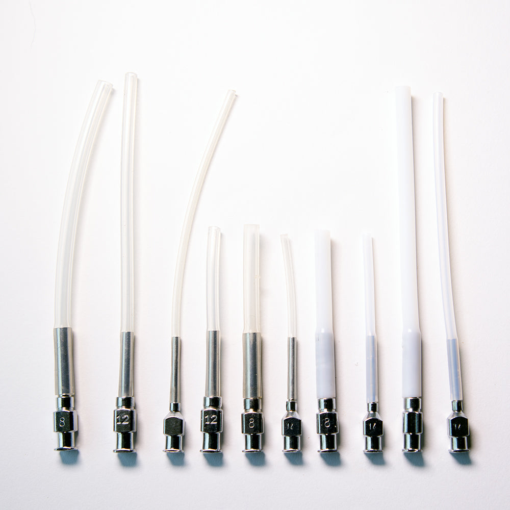 Feeding Tube Set - Silicon and Teflon