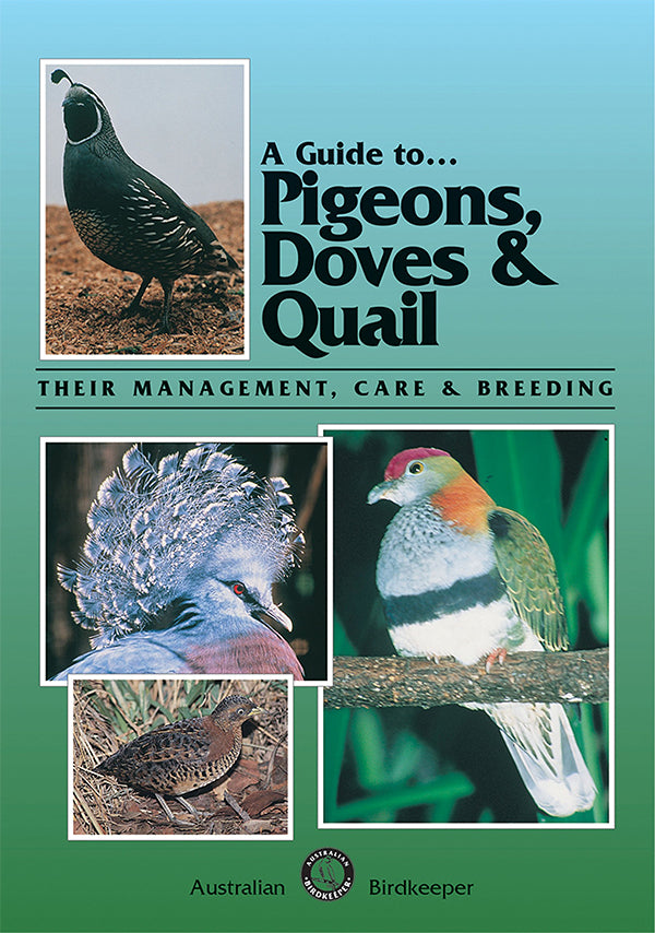 Pigeons, Doves and Quail Keeping Guide