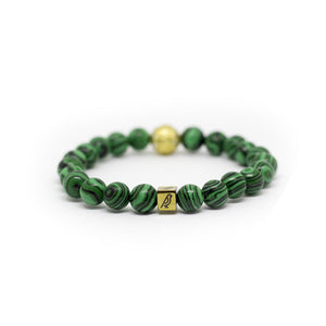 Green Malachite Bracelet - Shop Canaria