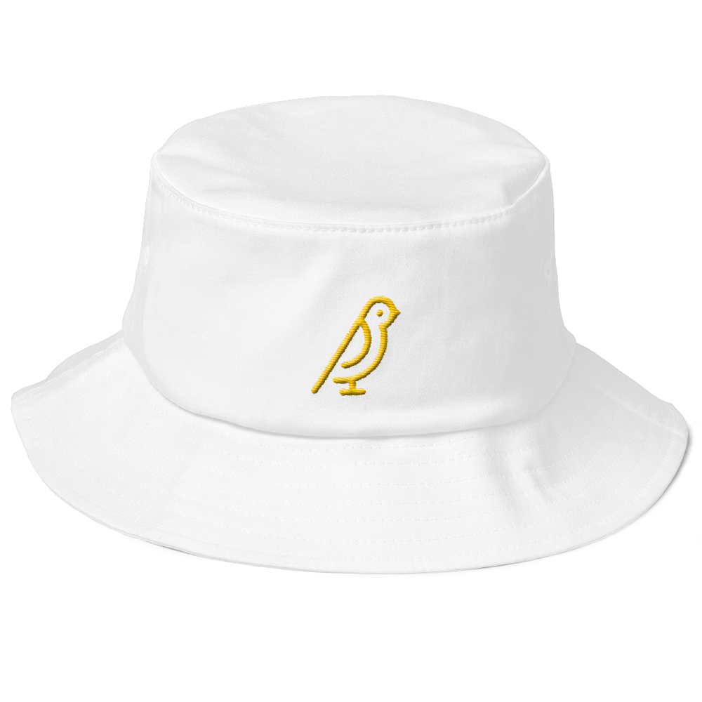 Old School Canaria Bucket Hat - Shop Canaria