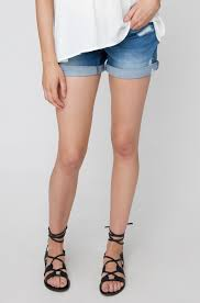Baxter Boyfriend Shorts by Ripe