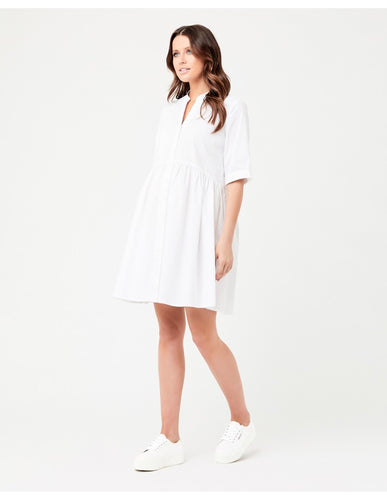 Paige Poplin Dress by Ripe