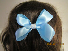 Small Blue Bow