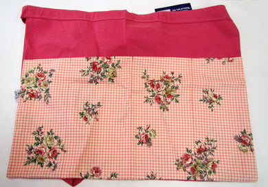 Beautiful handcrafted gardening aprons various patterns