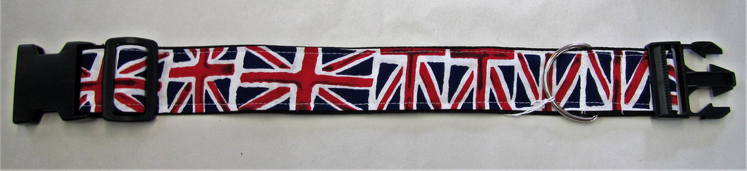 Beautiful unique handcrafted dog collars 50mm Xlarge
