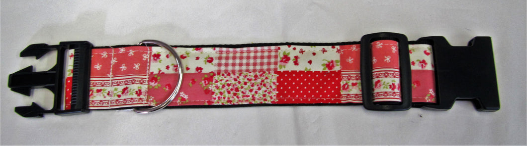 Beautiful unique handcrafted dog collars 50mm Medium