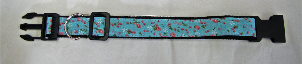Beautiful unique handcrafted dog collars Medium