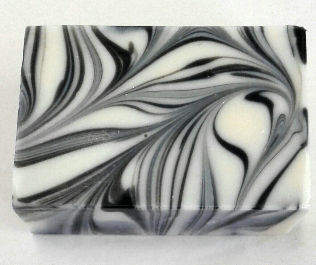 Handcrafted Man's Quantum soap (no palm oil)