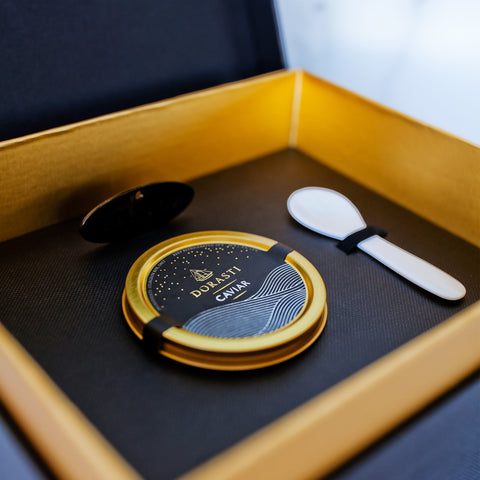 Caviar Gift Boxes Luxury Gourmet Boxes