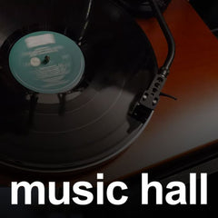 Music Hall turntables and record players online at Audio Influence Australia