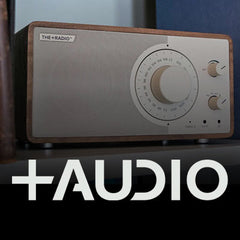 plus audio radios and all in one record players - audio influence australia