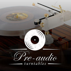 pre-audio high end turntables at audio influence Australia