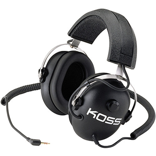 Koss qz99 over ear headphones 1 - Audio Influence Australia