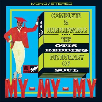 Otis Redding - Complete and Unbelievable... The Otis Redding Dictionary of Soul LP record - Audio Influence