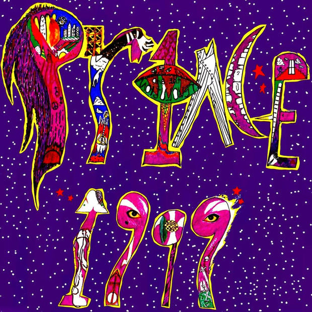 Prince - 1999 LP record - Audio Influence