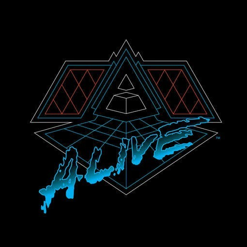 Daft Punk - Alive 2007 LP record - Audio Influence