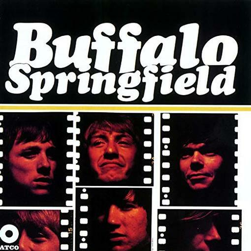 Buffalo Springfield - Buffalo Springfield LP record - Audio Influence