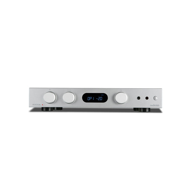 Audiolab 6000a integrated amplifier - Audio Influence Australia