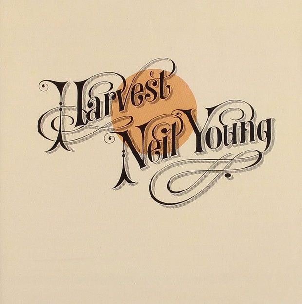 Neil Young - Harvest LP record - Audio Influence