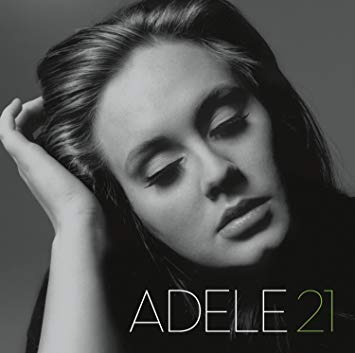 Adele - 21 LP record - Audio Influence