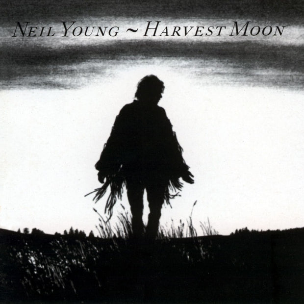 Neil Young - Harvest Moon LP record - Audio Influence