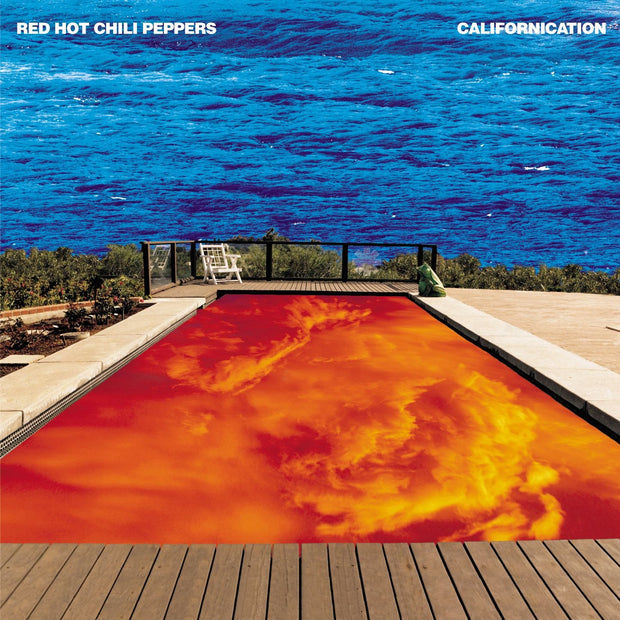 Red Hot Chili Peppers - Californication LP record - Audio Influence