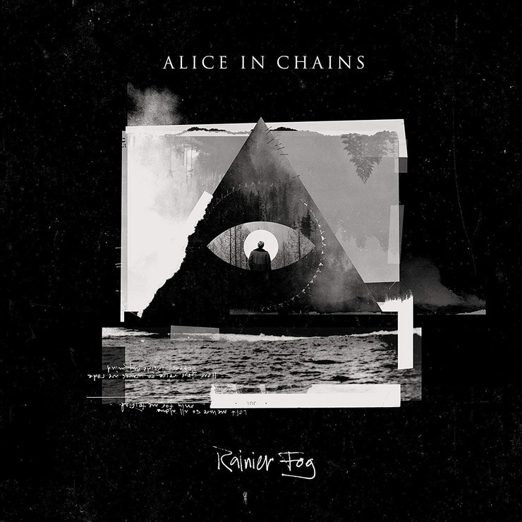Alice In Chains - Rainier Fog LP record - Audio Influence